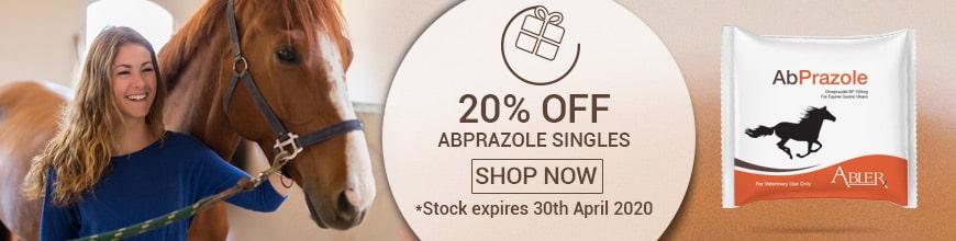 AbPrazole Clearance 20% Off